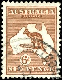 Australian Stamp 1929